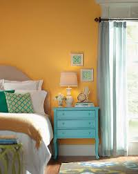 Decorating Ideas Unexpected Ways To Add Color Your Home Turquoise BedroomsYellow