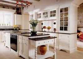25 Antique White Kitchen Cabinets For Awesome Interior Home Ideas