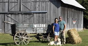 Bishop Pumpkin Farm Wedding by Fall Fun On The Farm In Williamson County
