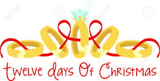 A Favorite Holiday Song The Tweleve Days Of Christmas Fifth Day Five