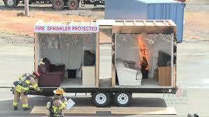 Side By Side Burn - Home Fire Sprinkler System - YouTube Home Fire Sprinkler System Fascating Automatic Fire Suppression Wikipedia Systems Unique Design Mannahattaus San Diego Modern The Raleigh Inspector On Residential Thraamcom How To An Irrigation At With Best Photos Interior In Queensland Pristine Plumbing Sprinklers Elko Homes News Elkodailycom