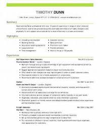 Example Of Customer Service Resume Awesome Sample Hospitality Industry Examples