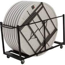 Folding Chair Carts Lifetime by Utility U0026 Folding Costco