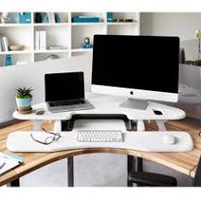 Varidesk Pro Plus 48 by The Varidesk Pro Plus 48 Is A Height Adjustable Standing Desk