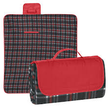 7026 RollUp Picnic Blanket Hit Promotional Products