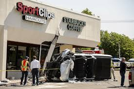 Truck Plows Into Utah Starbucks Patio, Killing 1, Hurting 3 - Tampa, FL Premium Truck Center Llc Driver Capes From Semi Truck Daling I75 Bridge In Manatee Co 2018 Ford F150 Raptor Tampa Fl Bill Currie Heavy Towing 8138394269 Custom Lifting And Performance Sports Cars 2019 Mitsubishi Fuso Fe140g 5004495891 20 Top Car Models Xl Intertional Prostar Trucks For Sale
