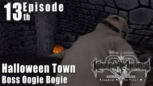 Halloween Town Keyblade Kh2 by Kingdom Hearts 1 5 Remix Kingdom Hearts Final Mix Part 13
