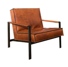 chairs mid century leather club chair gallery modern chairs