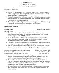 What Is An Example Of A Perfect CV