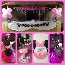 Baby Minnie Mouse Baby Shower Theme by Minnie Mouse Baby Shower Theme Sorepointrecords