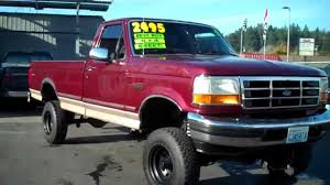 1996 FORD F150 4X4 SOLD!!! - YouTube