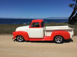 Augie Scotos 1950 Truck Along Pacific Grove California Coast | Augie ... 1975 Intertional Cargo Star 1950 Coe Truck Metal Chevrolet Custom Stretch Cab For Sale Myrodcom Pickup Stock Photo Image Of Colctible Ford Drop Dead Customs Used Dodge Series 20 At Webe Autos 1948 To Trucks Nsm Cars 501960 Corbitt Preservation Association Federal Motor Registry Pictures Studebaker Jiefang Ca30 Wikipedia