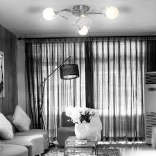 deckenleuchte 3 flammig deckenle wohnzimmer schlafzimmer glas g9