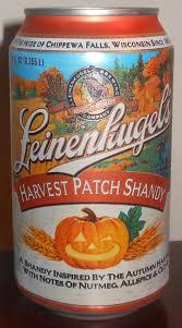 Leinenkugel Pumpkin Spice Beer by Horror And Beer