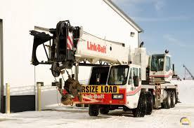 100 Truck Mounted Boom Lift LinkBelt HTC 8675 Series II 75Ton Telescopic