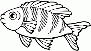 Free Coloring Pages Printable Fish Pictures New In Ideas Gallery