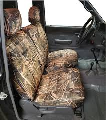 100 Camo Bench Seat Covers For Trucks Toyota Pickup 60 40 Split Front Muddy Water Cover
