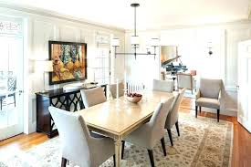 Dining Room Accessories Copper Fetching Transitional Chandeliers At