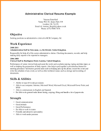 11-12 Sample Of Clerical Resume | Southbeachcafesf.com School Clerk Resume Sample Clerical Job Zemercecom Accounting 96 Rumes Medical Riverside Clinic 70 Elegant Models Of Free Samples Template Great Images Gallery Objective For Entry Level Luxury For Pin On And Format Resume Worker Example Writing Tips Genius Administrative Assistant In Real Estate New Lovely Library Examples Office How To Write A Clerical Eymirmouldingsco Sample Vimosoco