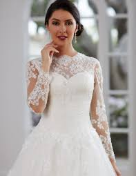 style focus wedding dresses with sleeves