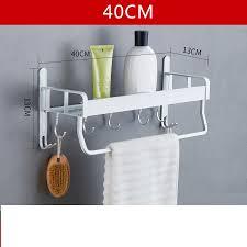 ملحقات رفوف رفوف خزانة etagere جدارية badezimmer salle de bain banheiro ملحقات الحائط رف منظم الحمام