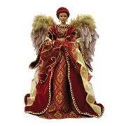 Santas Workshop 16 American African Diva Angel