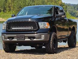 2013-16 Dodge Ram 1500 Grille With 30