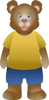 Baby Bear From Goldilocks And The Three Bears