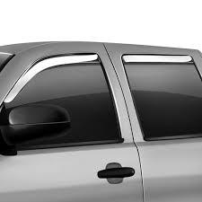 Truck Window Visors New Avs Tundra Seamless Window Deflectors ... Weathershields Fit Toyota Hilux 0515 4 Doors Sr5 Window Visors Rain Egr For Tundra Crewmax Matte Black Inchannel Whats The Best Way To Take Off Visorvents Vehicle Wade Vent 4runner Forum Largest Truck Hdware Tapeon Avs Seamless Vent Visors Fitment Issues Ford F150 Wellvisors Side Window Deflector Visor Installation Video Chevy Ventvisors Sharptruckcom Putco 480440 Lvadosierra Visor Element Chrome Set Crew 0004 Nissan Frontier Cab Jdm Sunrain Guard Shade Fit 2014 2015 2016 2017 Chevrolet Silverado 1500 1517 2500 3500 Hardman Tuning Smline Ranger Dc