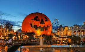 Halloween Harvest Luna Park In by Halloween Park
