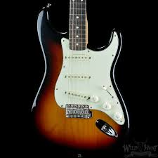 Fender John Mayer Signature Stratocaster Three Tone Sunburst