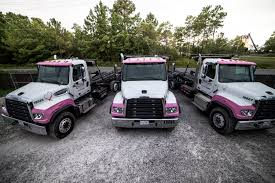 100 Coastal Trucking Ladies Carting PinkTrash And INMAN Septic Wilmingtons