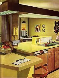 1960s Kitchen Design