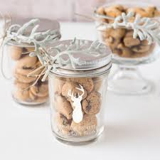 Planning Your Winter Wedding Check Out These Wonderland Favor Ideas From Personalized Printed Glass Mason Jars
