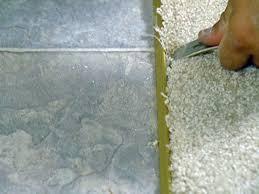 carpet to tile transition carpet to carpet transition two carpet