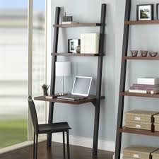 Crate And Barrel Leaning Desk White by Leaning Desk Black Unique Wooden Leaning Bookcase In Solid