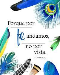 SPANISH 2 Corinthians 57 Corintios 5 Texto Biblico Printable Scripture Wall Art Christian Cristiano Carteles Digital