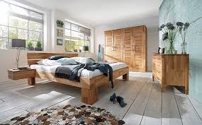 schlafzimmer 5teilig kernbuche massiv geölt casade mobila