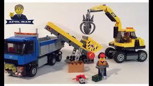 100 Lego City Dump Truck 7631 Instructions