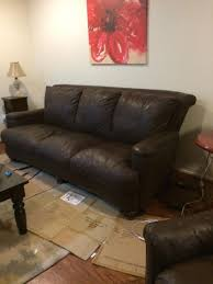 Craigslist Leather Sofa By Owner by Craigslist Make Over On A Budget Tutorial Using Rub N Restore