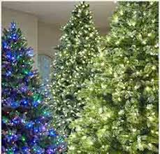 9 Ft Pre Lit Christmas Trees by The Candles Are Flameless And Can Be Turned Onoff With A Remote