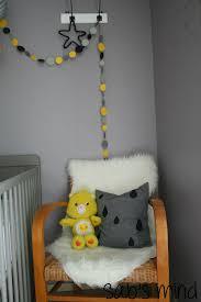 chambre jaune et gris chambre jaune pour bebe