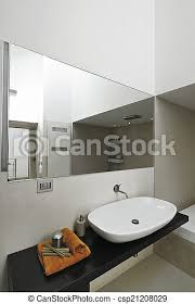 badezimmer modern badezimmer closeup waschbecken modern