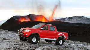 Toyota Hilux Taunts Iceland's Volcano Moments Before Eruption - Top ... Toyota Hilux Invincible At38 Truck That Bbc Topgear Took To The Peet Mocke V6 Top Gear The Which Was Driven T Flickr Jeremy Clarkson Review 2018 Pickup 2016 Tacoma Limited 4x4 Car And Driver 2007 Arctic Trucks Addon Tuning Whats New Indestructible Gta Iv Reactment Youtube 50 Years Of Couldnt Kill Motoring Research Demolition Wallpaper 1280x720 25407 At38 Truck Bbc Topgear Of