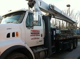 100 Boom Truck VA Steel ErectorsVA Steel Erectors