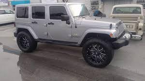 877-544-8473 20 Inch Fuel Rims Maverick 2.5 Inch Level Kit Jeep ...