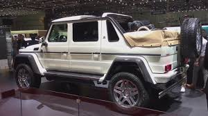 2018 Mercedes-Maybach G650 Landaulet Walkaround At Geneva Motor ... Mercedes Benz Maybach S600 V12 Wrapped In Charcoal Matte Metallic Here Are The Best Photos Of The New Vision Mercedesmaybach 6 Maxim Autocon Sf 16 Spotlight 49 Ford F1 Farm Truck Mercedesbenz Seems To Be Building A Gwagen Convertible Suv 2018 Youtube G 650 Landaulet Wallpaper Pickup And Nyc 2004 Otis 57 From Jay Z Kanye West G650 First Ride Review Car Xclass Prices Specs Everything You Need Know Bentley Boggles With Geneva Show Concept Suv 8 Million Dollar Nate Wtehill Legend 7 1450 S Race Truck
