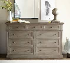 livingston wide dresser pottery barn