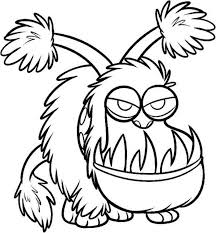 Kyle Despicable Me Coloring Page Disney Pages Sheets Free Online And Printable