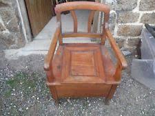 montauban siège percé chaise percée ancienne en vente meubles décoration du xixe ebay